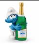 Schleich Schlümpfe 20821 schlumpf mit Flasche