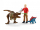Schleich Dinosaurus 41465 Tyrannosaurus Rex-Angriff