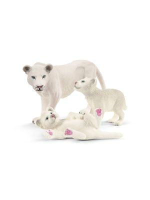 Schleich Wild Life 42505 Löwenmutter mit Babys
