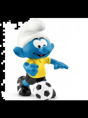 Schleich 20806 Fußball Schlumpf mit Ball