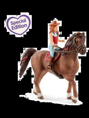 Schleich 42411 Horse Club Hannah & Cayenne
