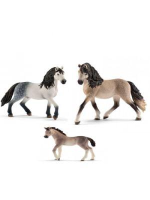 Schleich Andalusier Pferde set 2017