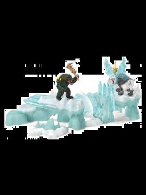 Schleich Eldrador 42497 Angriff auf die Eisfestung