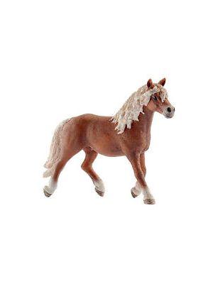 Schleich 13813 Pferd Haflinger hengst