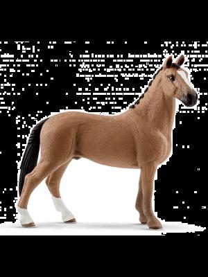 Schleich 13837 Pferd Hannoveraner Wallach