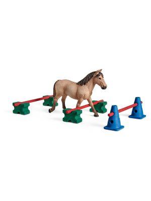 Schleich Farm World Pony Slalom 42483