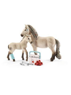 Schleich 42430 EHBO Box & Island Pferd