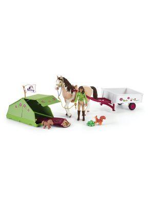 Schleich Horse Club Sarah's Kampeertrip 42533