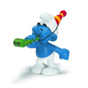 Schleich 20705 Schlumpf mit Party Hut