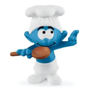 Schleich Smurfen Chef Kok Smurf 20831