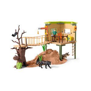 Schleich Wild Life Abenteuerstation 42507