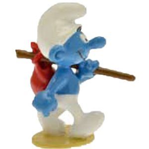 Pixi Smurf mit Picknick Beutel 6434