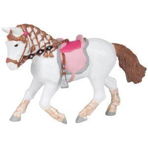 Papo Horses Paard Witte Dressuur Pony 51526