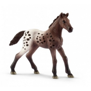 Schleich 13862 Appaloosa Fohlen