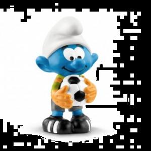 Schleich 20808 Fußball Schlumpf Torhüter