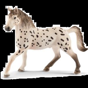 Schleich Pferd 13889 Knabstrupper Hengst