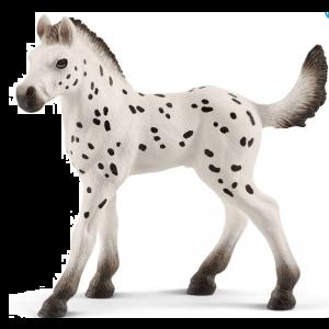 Schleich Pferd 13890 Knabstrupper Fohlen