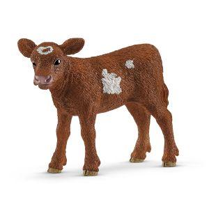 Schleich Farmworld 13881 Texas Longhorn Kalb