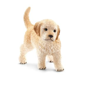 Schleich Hund 16396 Golden Retriever Welpe