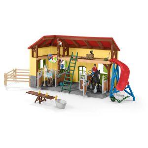 Schleich Farm Life 42485 Pferdestall