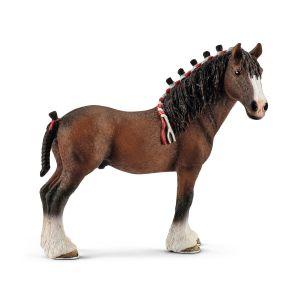 Schleich 13808 Pferd - Clydesdale Wallach