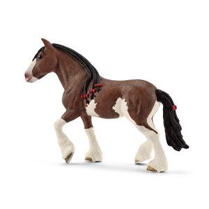 Schleich 13809 Pferd - Clydesdale Wallach