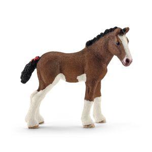 Schleich 13810 Pferd - Clydesdale Fohlen