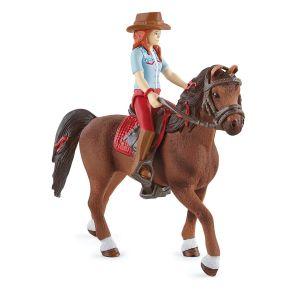 Schleich Horse Club Hannah & Cayenne 42539