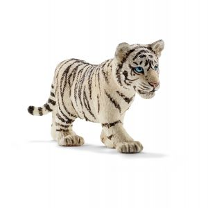 Schleich 14732 Tigerjunges, weiß