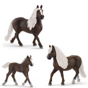 Schleich Schwarzwälder Pferde Set 2020